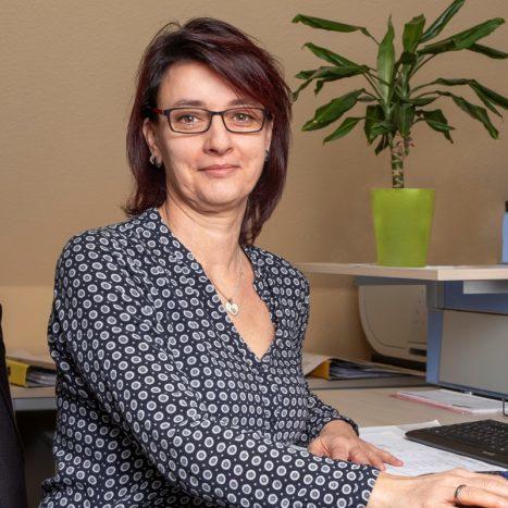 JSF Bau GmbH - Planung - Frau Hänsch