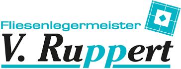 Fliesenlegermeister V. Ruppert - Logo